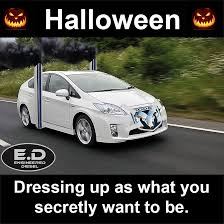 Cummins Meme - halloween dressing up prius jpg