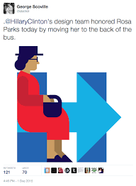 Rosa Parks Meme - rosa parks in the backseat hillarynewlogo know your meme