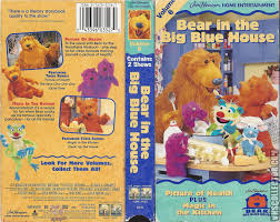 bear in the big blue house vhs pictures to pin on pinterest