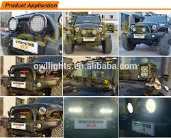 led tractor light bar single row led light bar 50 250w led light bar single row straight