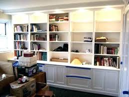 Built In Office Ideas Office Bookshelf Office Bookcase Ideas Office Bookcase Idea Office