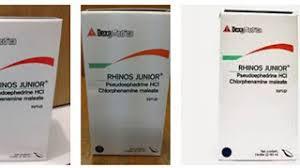 Obat Flu Rhinos indonesia sehat