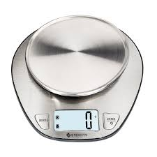 balance de cuisine etekcity balance de cuisine electronique 5 kg en acier inox avec
