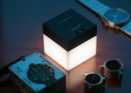 ckie product of the week enevu cube mini light yanko design