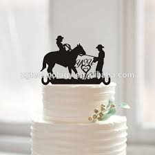 country cake topper rustic you me groom and silhouette cake