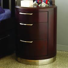 Nightstands With Mirrored Drawers Bedroom Nightstand Mirrored End Tables Nightstands Chest Of