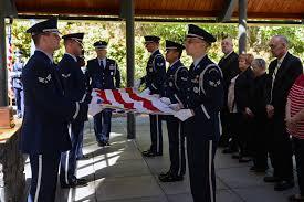 Flag Folding Ceremony Airmen Honor Fallen Mia U003e Team Mcchord U003e Article Display