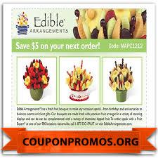 edible fruits coupon free printable edible arrangement coupon november 2017