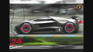 lamborghini cnossus supercar concept version lamborghini le mans concept new hd youtube