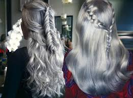silver hair frosting kit 85 silver hair color ideas and tips for dyeing maintaining your