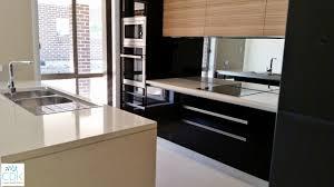 kitchen cabinet ends contemporary vinyl kitchens cdk