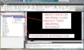 beginners autocad civil 3d setup for land surveyors setup drawing