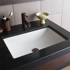rectangular bathroom sink undermount best bathroom decoration