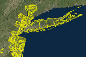 New York State Counties Map by Maps New York Climate Change Science Clearinghouse