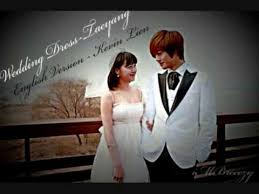 wedding dress kevin lien lyrics wedding dress kevin lien taeyang cover