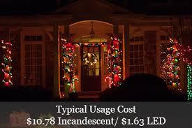 Christmas Light Calculator Christmas Lights Power Consumption