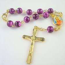 rosary bracelets fashion religious antique glass rosary bracelets catholic