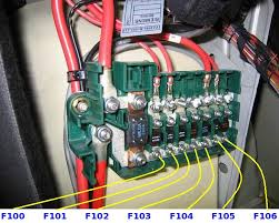 picture u0026 amperage u0026 description of every single fuse u0026 relay in