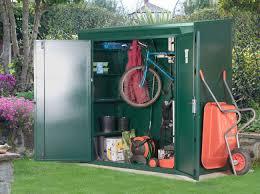 Steel Garden Storage Containers Metal Sheds Uk U0026 Metal Garden Storage Secure Weatherproof Metal