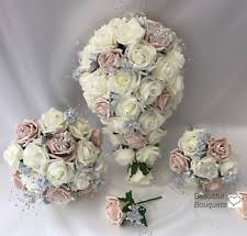 bridesmaid flowers wedding flowers ebay