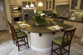 eat in kitchen islands 501 custom kitchen ideas for 2017
