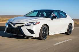 toyota camry 2018 toyota camry first test review big improvement but is it