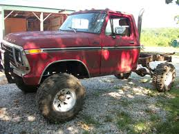 1972 Ford F250 4x4 - 78 f250 4x4 what do you think ford truck enthusiasts forums