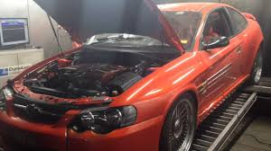 vauxhall monaro ute monaro v12 dyno run no boost youtube