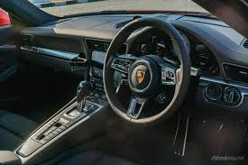 Interior Dashboard Porsche 911 Carrera S Right Hand Steering Model