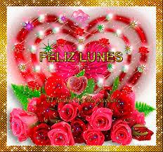 imagenes de feliz inicio de semana con rosas que tengas un feliz lunes con estas rosas 5 imágenes dias de la