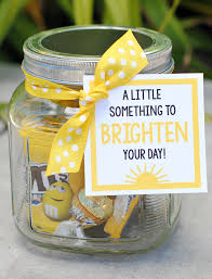 Gifts To Send In The Mail Brighten Your Day Gift Idea Hard Times Small Things And Gift