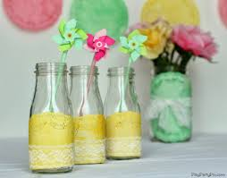 Home Made Baby Shower Decorations - simple diy spring baby shower decorations play party plan