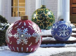 impressive outdoor yard decorations animated clearance