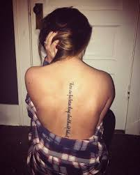 the 25 best spine quote tattoos ideas on pinterest spine