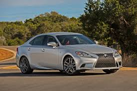 lexus is 2015 lexus is tweaked gains siri integration