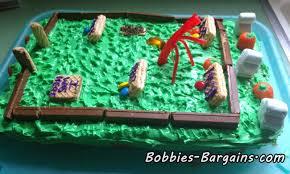 Halloween Graveyard Cake Ideas by Graveyard Cake Recipe Bobbie U0027s Bargains U0026 More