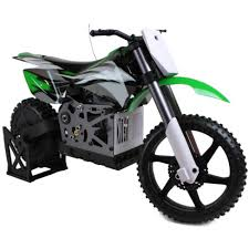 rc motocross bike himoto rc 1 4 scale motocross motorbike 2 4ghz green