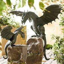 best 25 statue ideas on white dragons