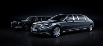luxury mercedes maybach is the mercedes pullman the of luxury