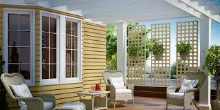 Outdoor Patio Privacy Ideas by Download Outdoor Lattice Screen Solidaria Garden