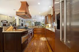 copper hoods add class to your gourmet kitchen copper kitchen