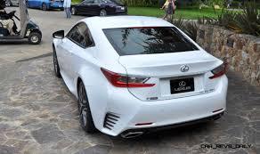 lexus rc 350 f sport awd 2015 lexus rc350 f sport exclusive 8 speed auto awd 4ws and