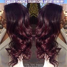 golden blond haircut and and color carleen sanchez reno nevada