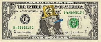 new year dollar bill a list of great financial new year s resolutions to
