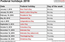 day after thanksgiving federal best 2017