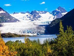 Kotzebue Alaska Map by Grewingk Glacier Lake Trail