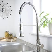 stainless steel kitchen faucet with pull spray pull sink faucet best commercial single handle pull out
