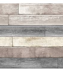 reclaimed wood wallpaper peel stick wallpaper joann