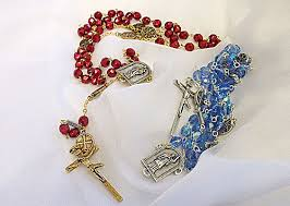 unique rosaries customized rosary commemorates church of green bay diocese