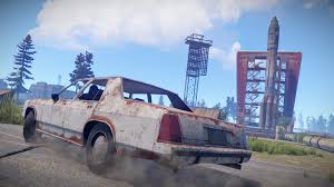 rusty car driving devblog 178 rust